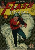 Flash Comics (1940 DC) 26