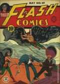 Flash Comics (1940 DC) 29