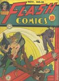 Flash Comics (1940 DC) 35