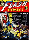 Flash Comics (1940 DC) 38