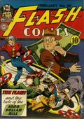 Flash Comics (1940 DC) 50