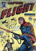 Captain Flight Comics (1944) 3