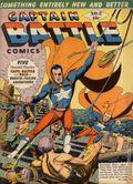 Captain Battle (1941) 1st Series 2