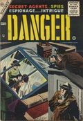 Danger (1955 Charlton) 13