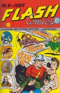 Flash Comics (1940 DC) 6