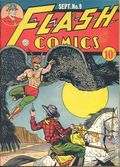 Flash Comics (1940 DC) 9