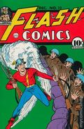 Flash Comics (1940 DC) 12