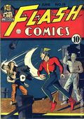 Flash Comics (1940 DC) 18