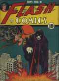 Flash Comics (1940 DC) 21