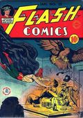 Flash Comics (1940 DC) 25