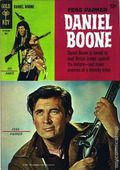Daniel Boone (1965 Gold Key) 5