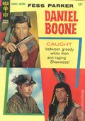 Daniel Boone (1965 Gold Key) 8