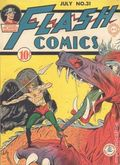 Flash Comics (1940 DC) 31
