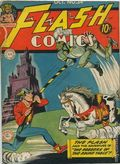 Flash Comics (1940 DC) 34