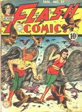 Flash Comics (1940 DC) 37