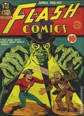 Flash Comics (1940 DC) 40