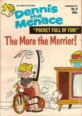 Dennis the Menace Pocket Full of Fun (1969) 9