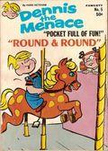 Dennis the Menace Pocket Full of Fun (1969) 5