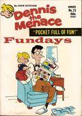 Dennis the Menace Pocket Full of Fun (1969) 21
