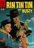Rin Tin Tin (1954-1957 Dell) 35