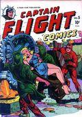 Captain Flight Comics (1944) 5