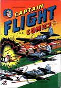 Captain Flight Comics (1944) 8