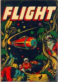 Captain Flight Comics (1944) 11
