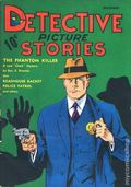 Detective Picture Stories (1936) 1