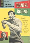 Daniel Boone (1965 Gold Key) 4