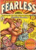 Captain Fearless Comics (1941) 1
