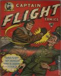 Captain Flight Comics (1944) 0
