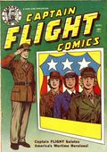 Captain Flight Comics (1944) 4
