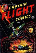 Captain Flight Comics (1944) 7