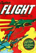Captain Flight Comics (1944) 10
