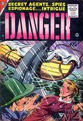 Danger (1955 Charlton) 14