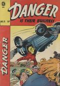 Danger is Their Business (1952) 11