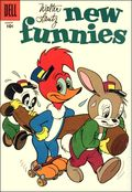 New Funnies (1942 TV Funnies) 258