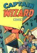 Captain Wizard Comics (1946) 1