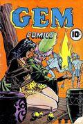 Gem Comics (1945) 1
