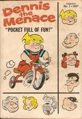 Dennis the Menace Pocket Full of Fun (1969) 1
