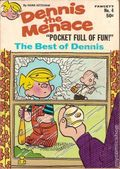 Dennis the Menace Pocket Full of Fun (1969) 4