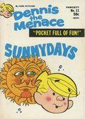 Dennis the Menace Pocket Full of Fun (1969) 11