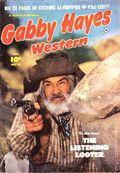 Gabby Hayes Western (1948 Fawcett) 26