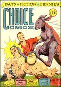 Choice Comics (1941) 1