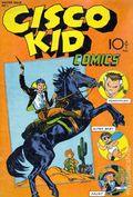 Cisco Kid Comics (1944 Baily) 1
