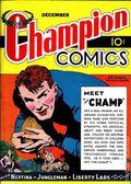 Champion Comics (1939-1940 Worth Publishing) 2