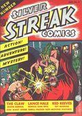Silver Streak Comics (1939) 2