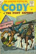 Cody of the Pony Express (1955 Charlton) 9