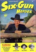 Six-Gun Heroes (1950 Fawcett/Charlton) 1