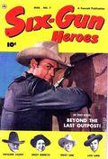 Six-Gun Heroes (1950 Fawcett/Charlton) 7